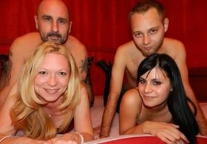 JackHart+BlondeJill+HeisserPete+Ann - live sex paare