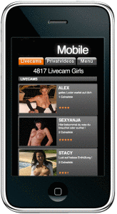smartphone livesex cams